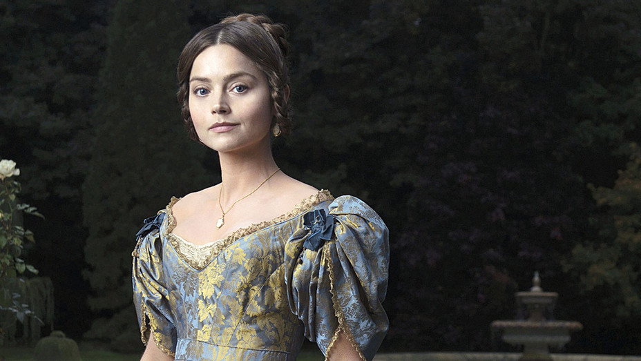 Jenna Coleman as Queen Victoria in ITV's new drama series Victoria - H 2016