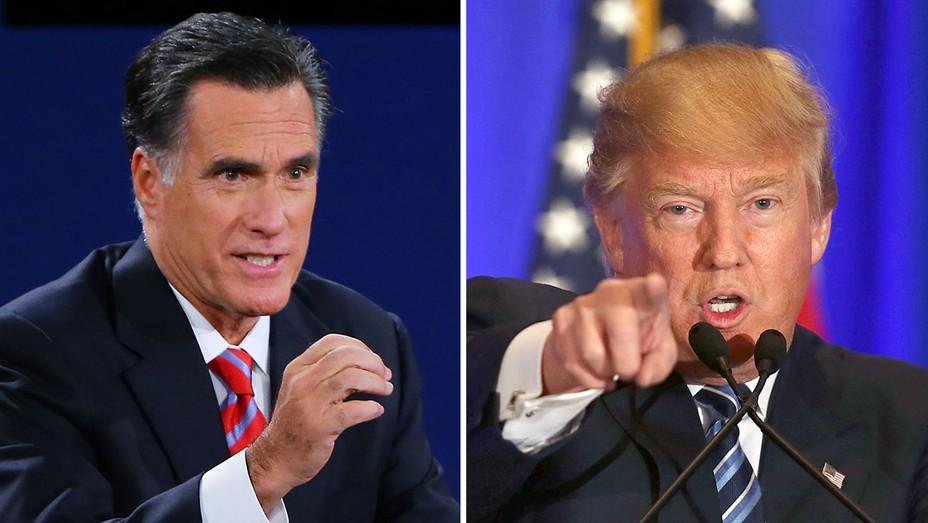 Mitt_Romney_Trump_Split - Getty - H 2016