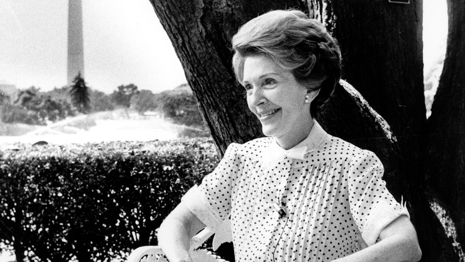 Nancy Reagan  - H 2016