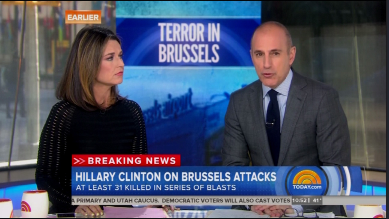 Today Screen Grab Brussels Attacks - H 2016