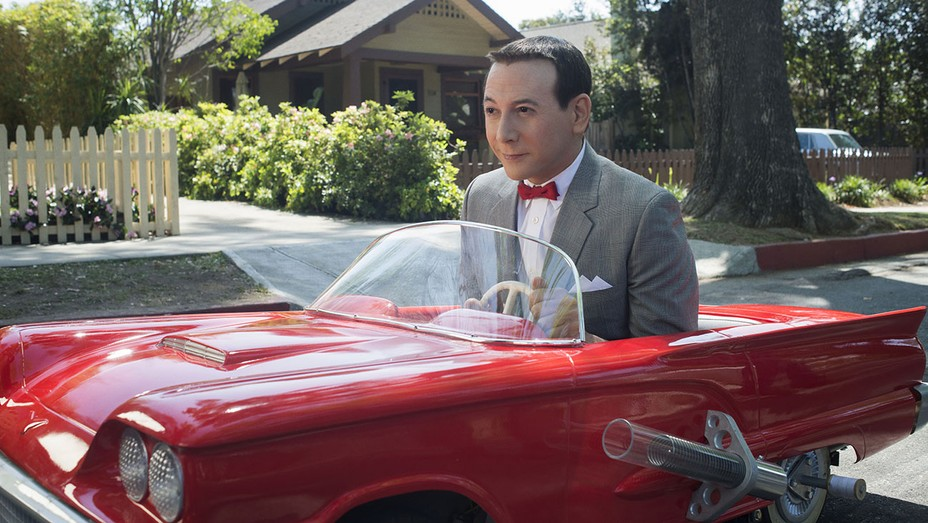 Pee-wee's Big Holiday Still - H 2016