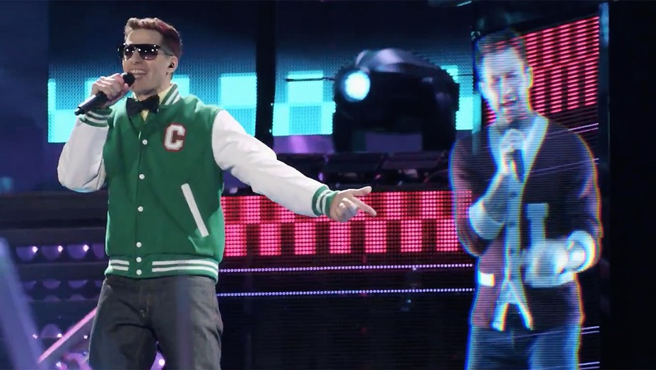 Popstar- Never Stop Never Stopping Official Red Band Trailer - Screen shot - H 2016