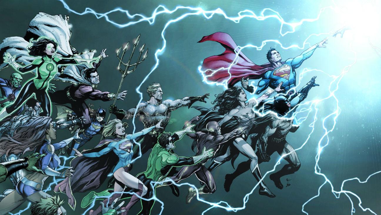WonderCon DC Entertainment Rebirth - H 2016