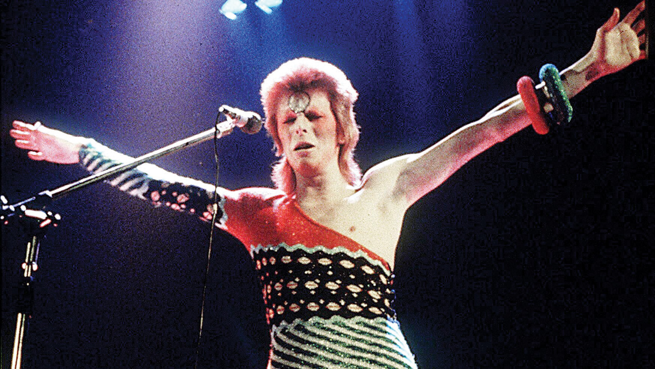 Ziggy Stardust ONE TIME USE- H 2016