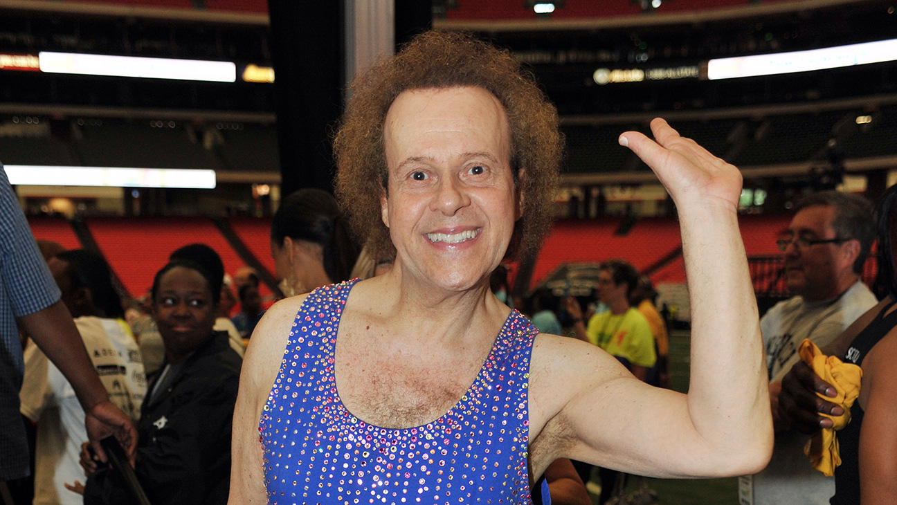 Richard Simmons in 2010 - Getty - H 2016