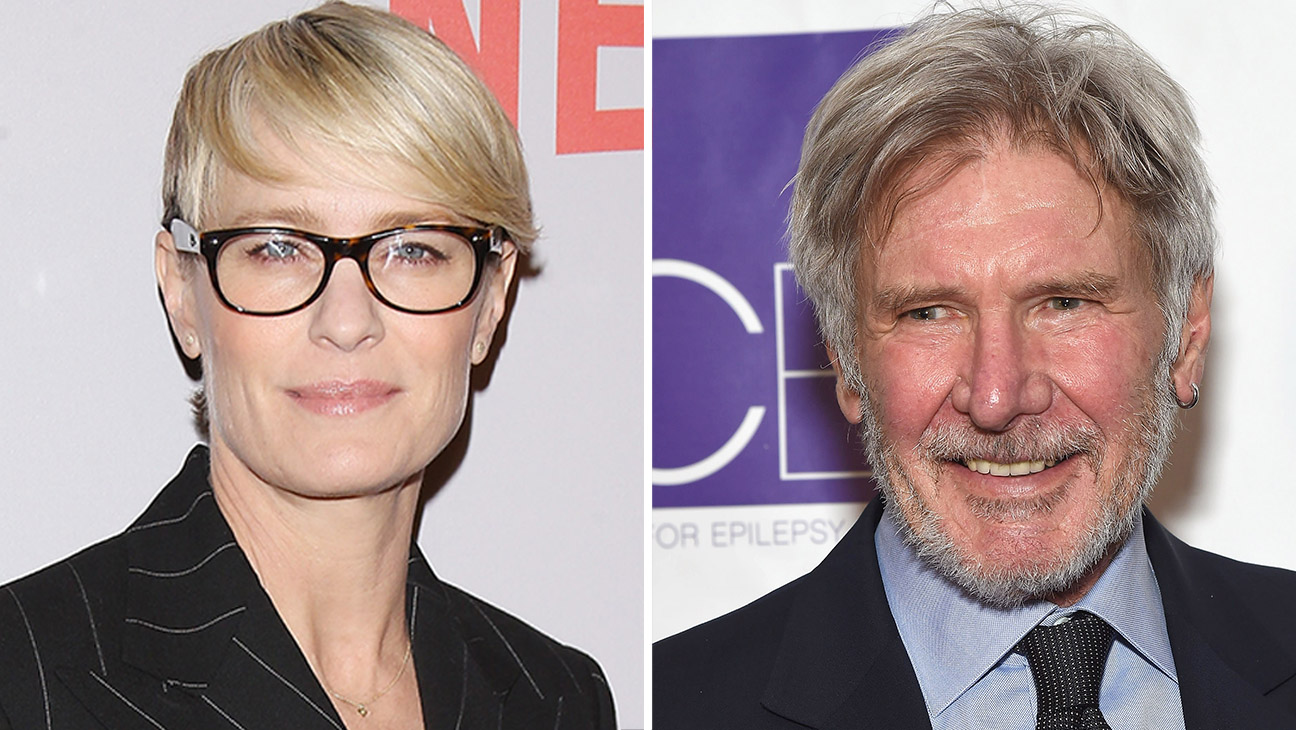 Robin Wright and Harrison Ford -Split-Getty-H 2016