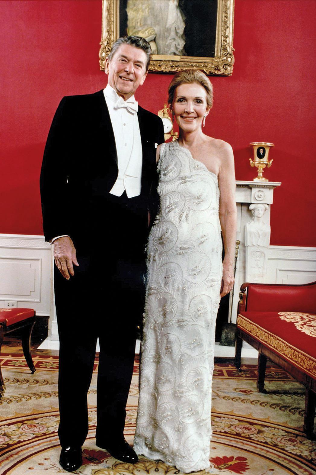 Ronald Reagan and Nancy Reagan - REX - P 2016