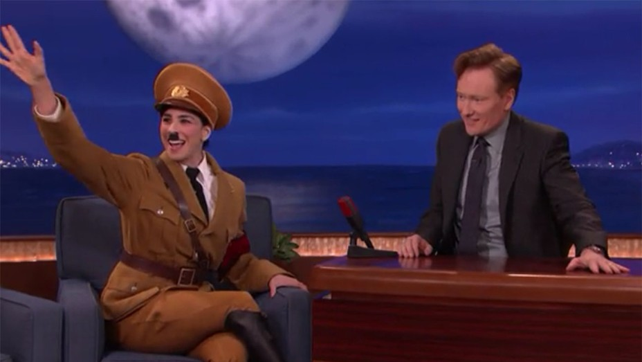 Sarah Silverman as Hitler