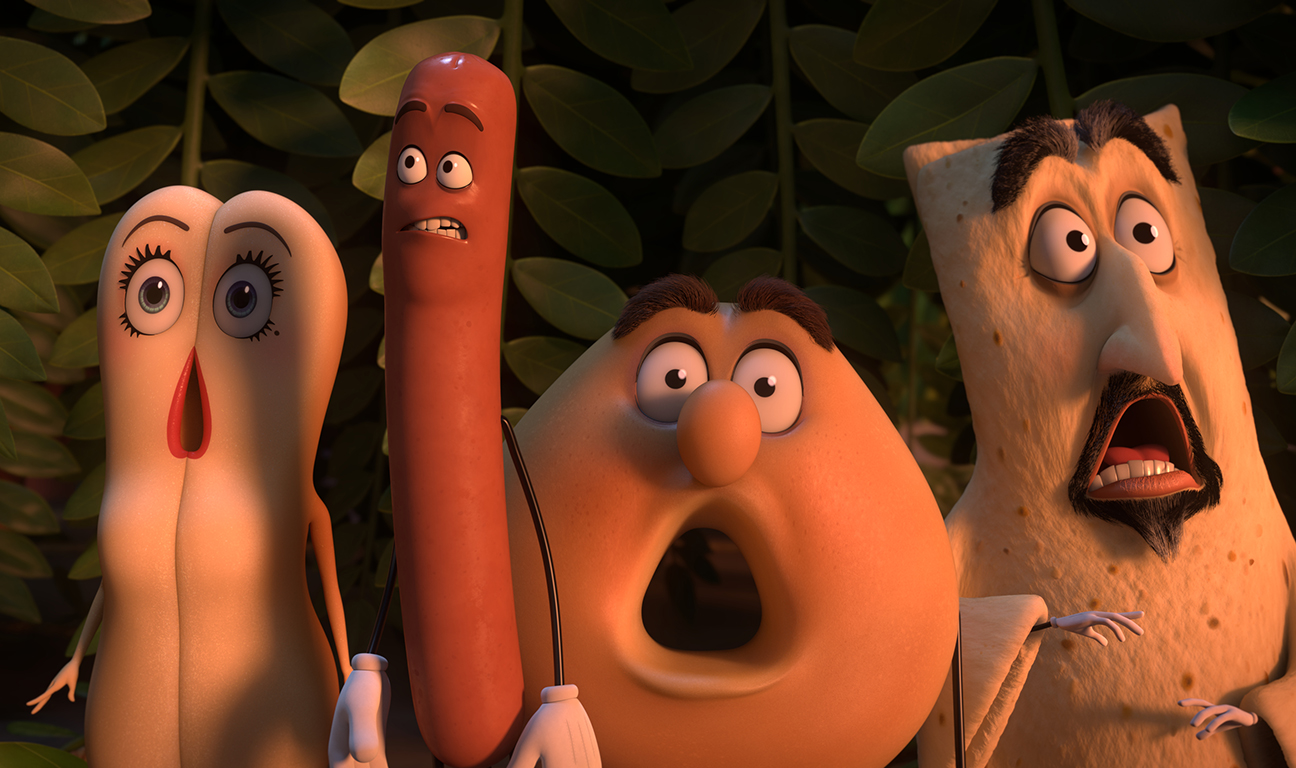 Sausage Party Still 1 H 2016