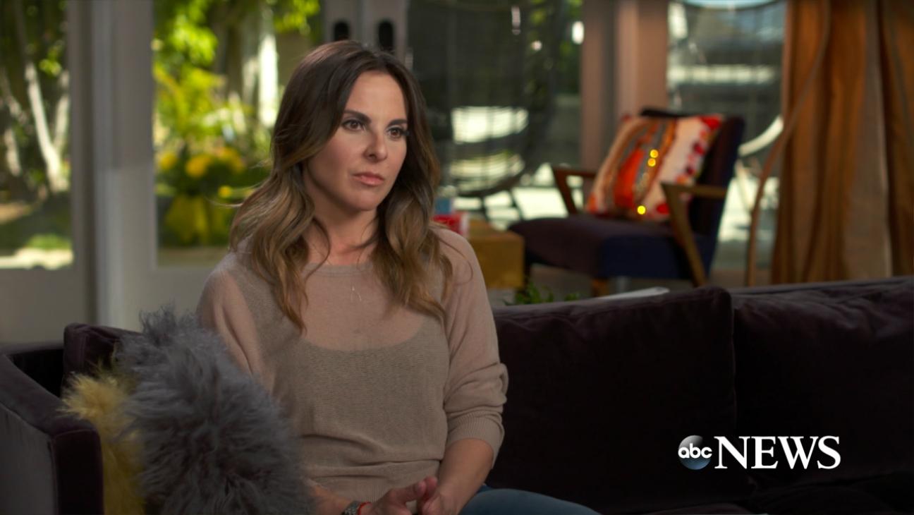 Kate del Castillo on ABC — H 2016