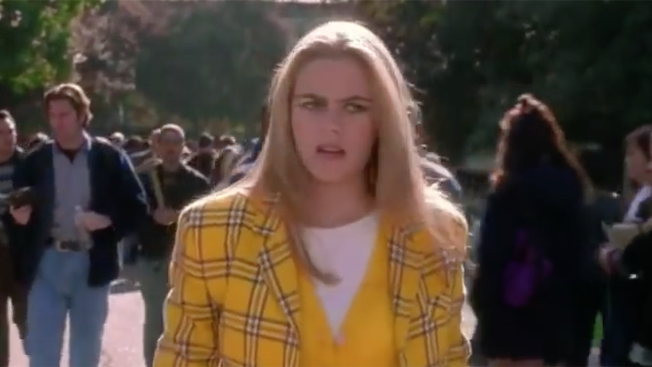Clueless 'As If' - H 2016