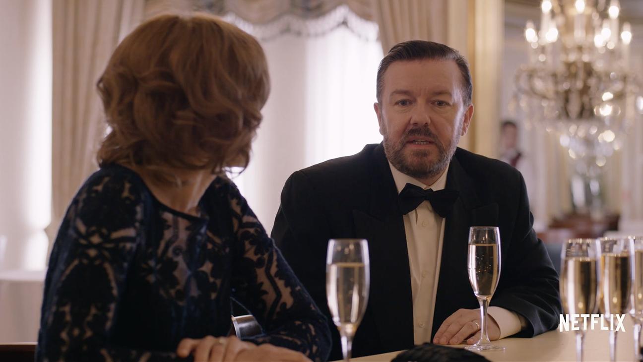 Special Correspondents Trailer grab - H 2016