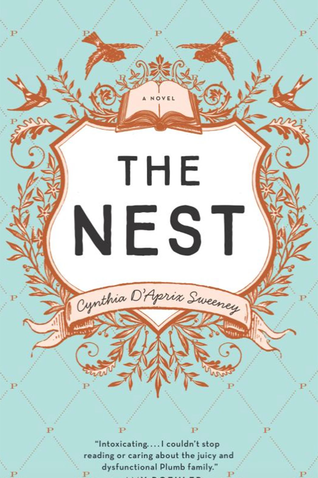 The Nest Book Cover - P 2016