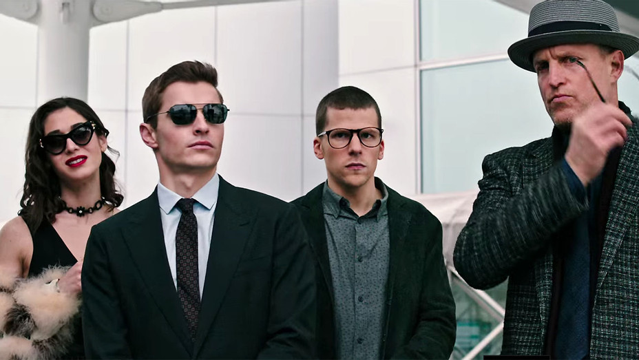 Now You See Me 2 -Screen Shot - Official Trailer-H 2016