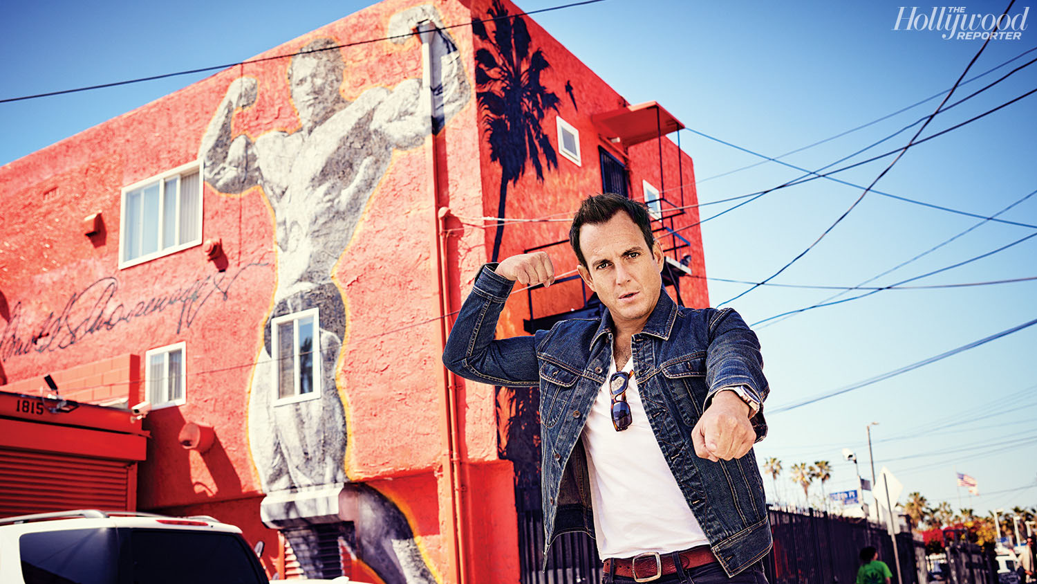 Will Arnett: A Comedian's Open Wound Laid Bare