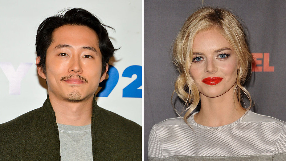 Walking Dead Star Steven Yeun Tackles Action Movie Mayhem Exclusive Hollywood Reporter