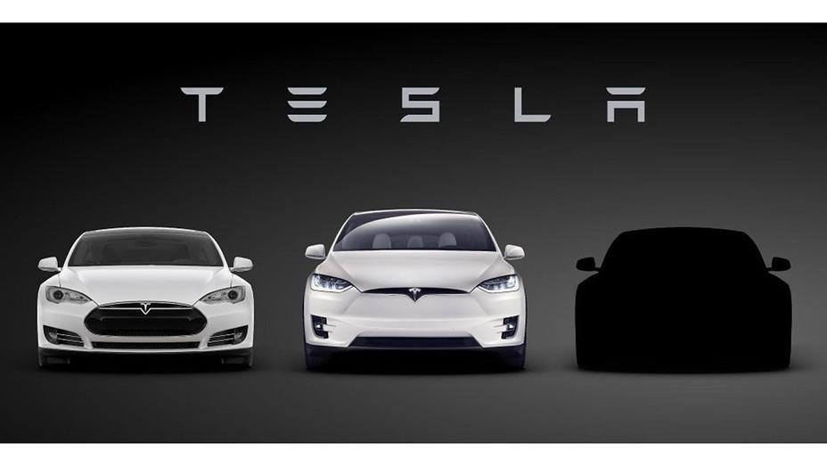 Tesla Model 3 - Publicity - H 2016
