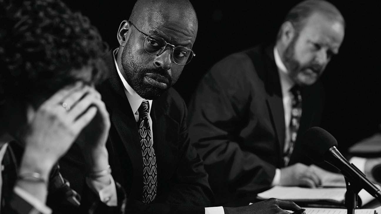 The People v OJ Simpson American Crime Story -Sterling K. Brown as Christopher Darden- H 2016