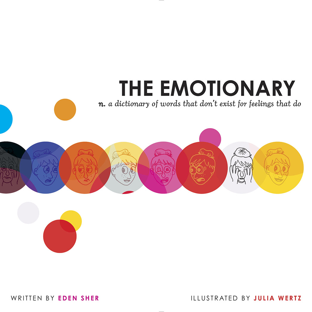 The Emotionary Book Cover -SQ 2016