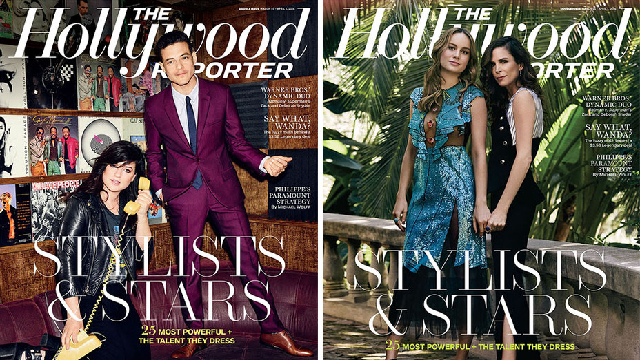 THR Issue 10 Stylists 4 Cover Split - P 2016