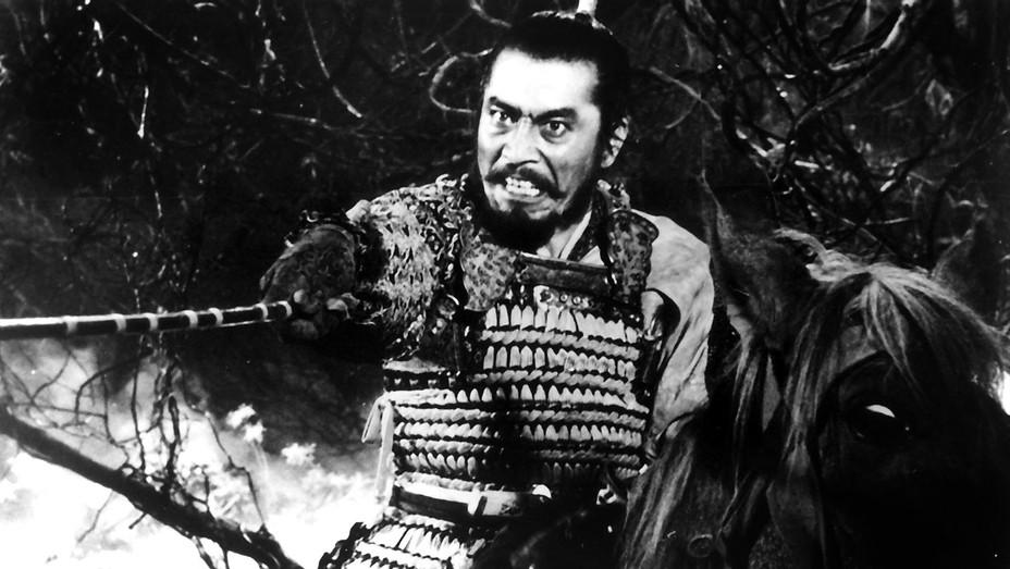 Throne of Blood 1957 - Still - Isuzu Yamada - H 2016