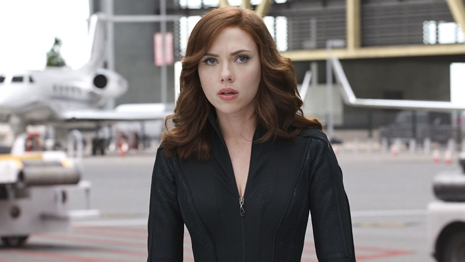Captain America: Civil War Trailer Still 8 -Scarlett Johansson- H 2016
