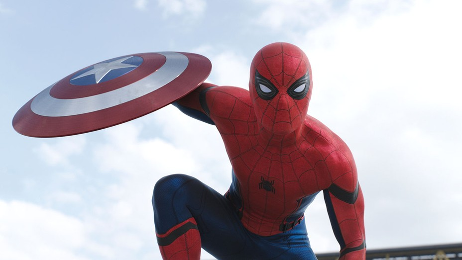 Captain America: Civil War Trailer Still 10-Spiderman 2 - H 2016