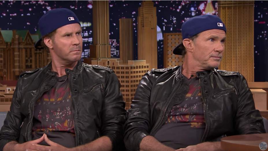 Will Ferrell and Chad Smith — H 2016