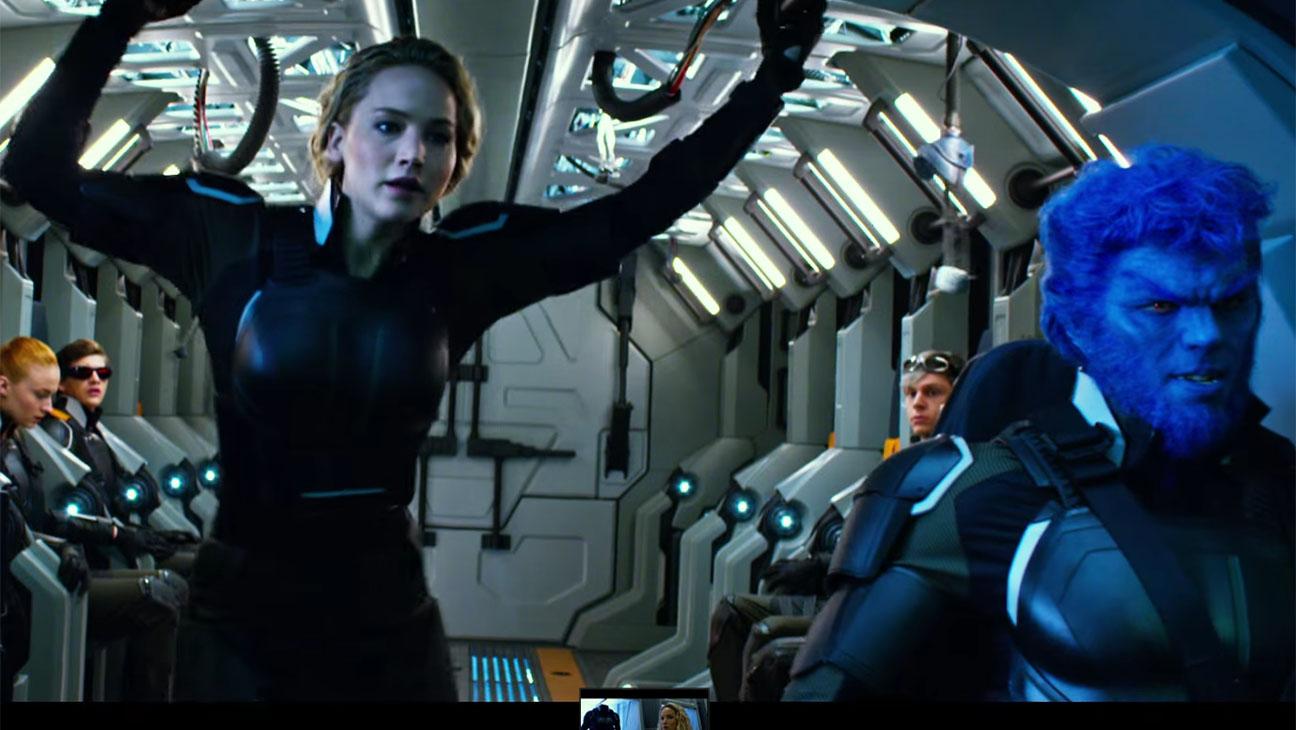 X-Men: Apocalypse Screen shot- H 2016
