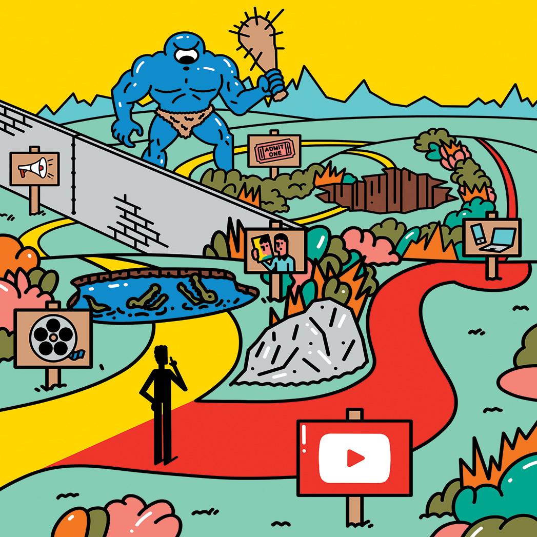 YouTube Island - S 2016