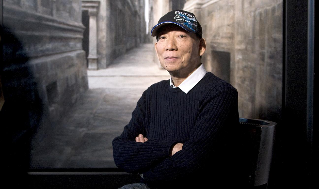 Yuen Woo-ping Berlin H 2016
