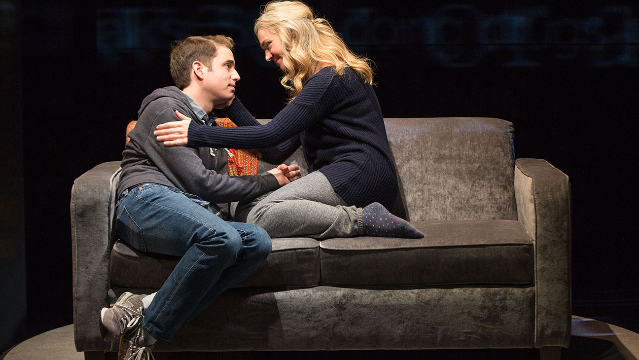 DEAR EVAN HANSEN -Ben Platt and Rachel Bay Jones -H 2016