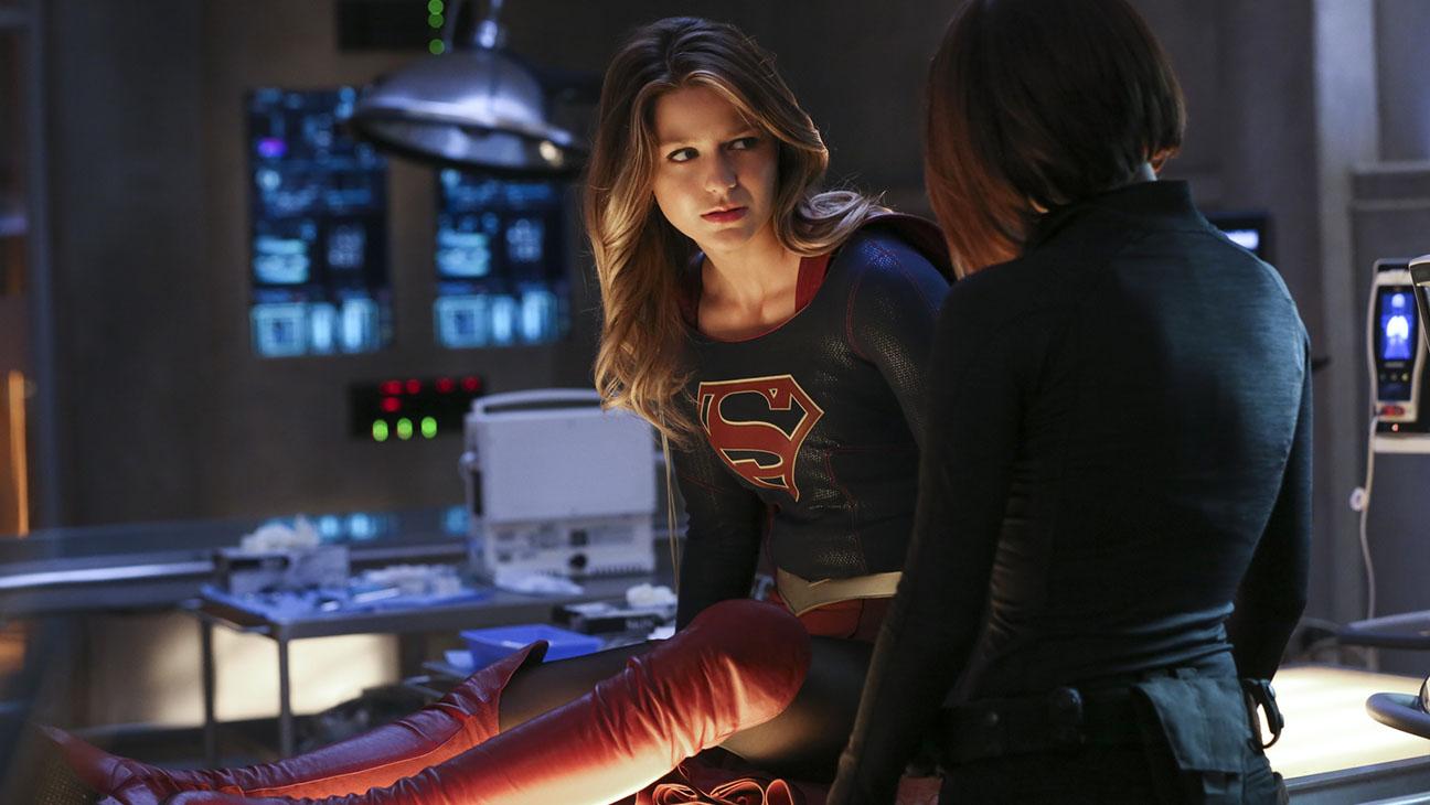 Supergirl - Melissa Benoist -April 18 - H 2016