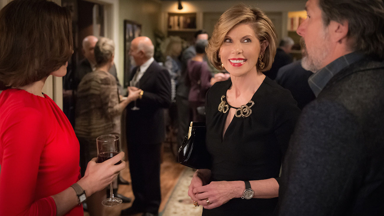 THE GOOD WIFE - Party April 24 - H 2016
