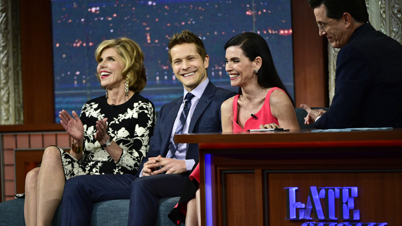 Late Show Guests - H 2016