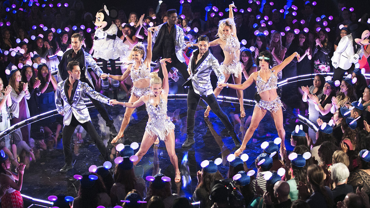 DANCING WITH THE STARS Episode 2204-  APRIL 11-H 2016