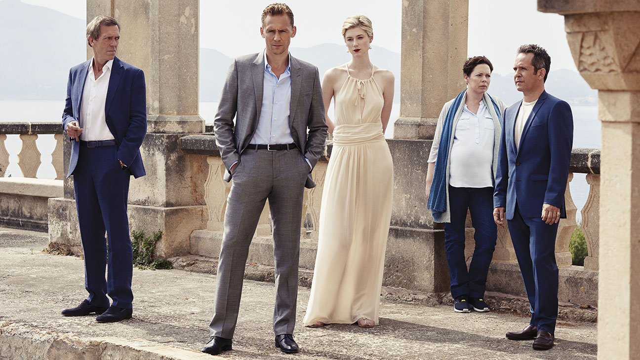 Night Manager Still - H 2016