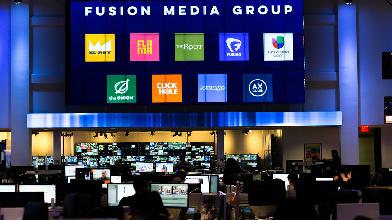 Fusion Media Group - H 2016