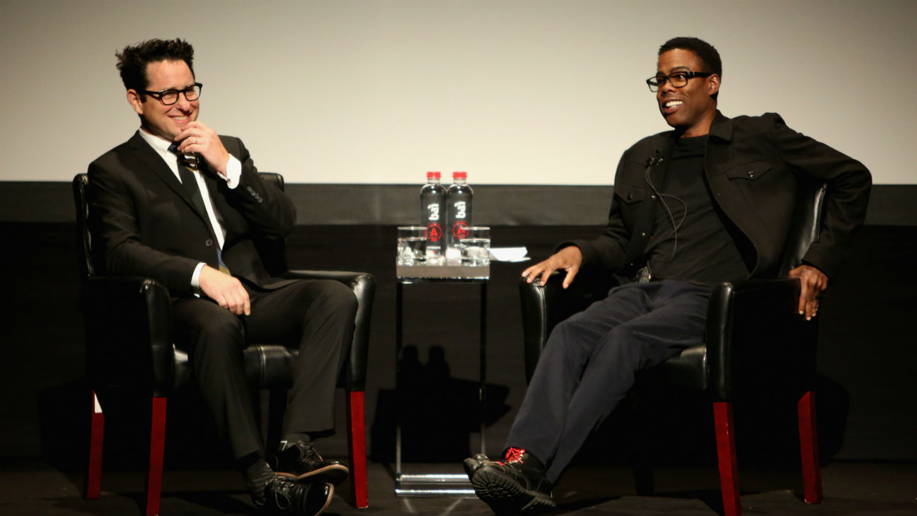 Tribeca J.J. Abrams and Chris Rock - Getty - H 2016