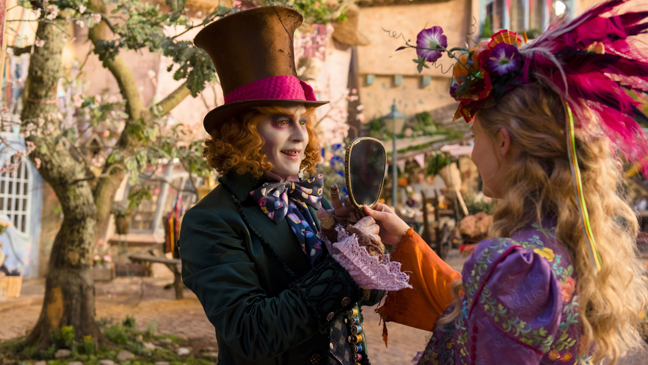 Alice Through the Looking Glass Still 2 - H 2016