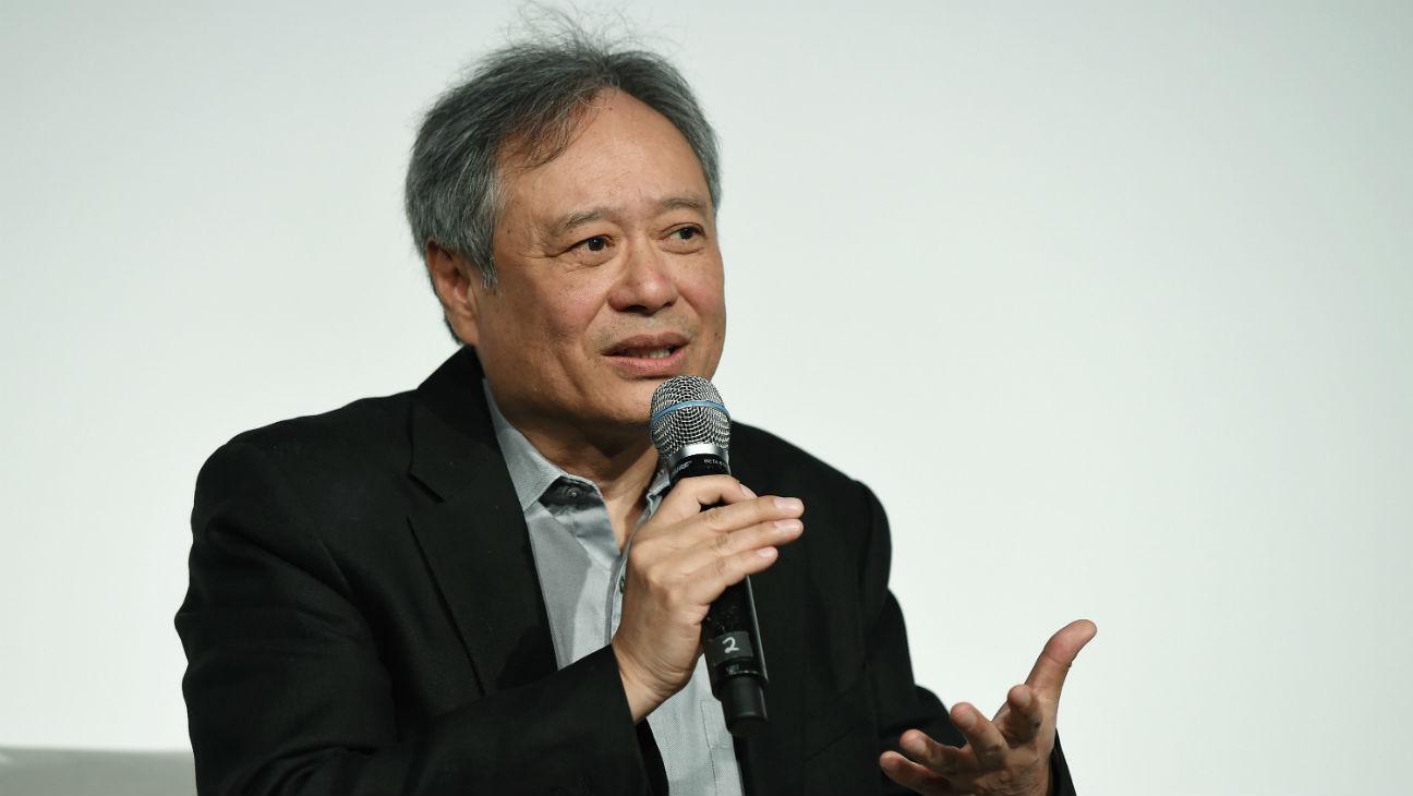 Ang Lee at NAB 1 - H 2016