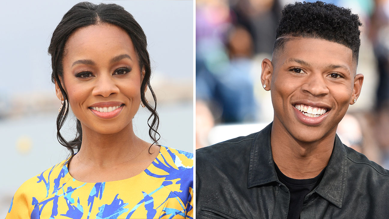 Anika Noni Rose and Bryshere Gray split-H 2016