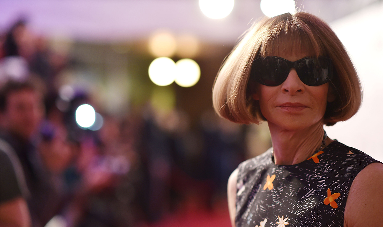 Anna Wintour First Monday in May Premiere H 2016