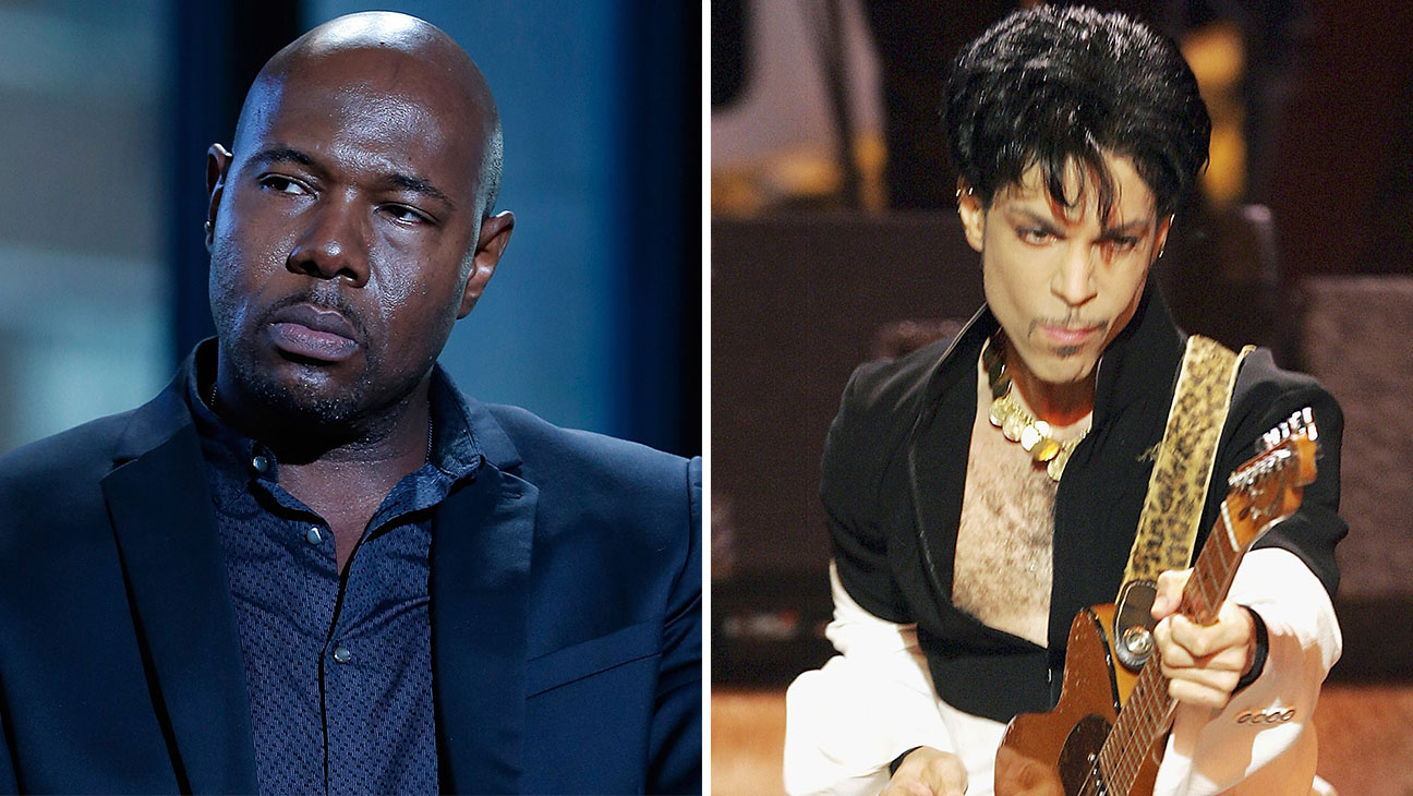 Antoine Fuqua and Prince- H 2016