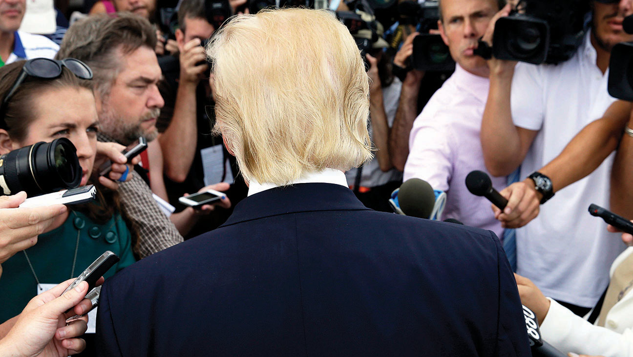 Donald Trump-Mystery Hairstylist - AP Images- H 2016