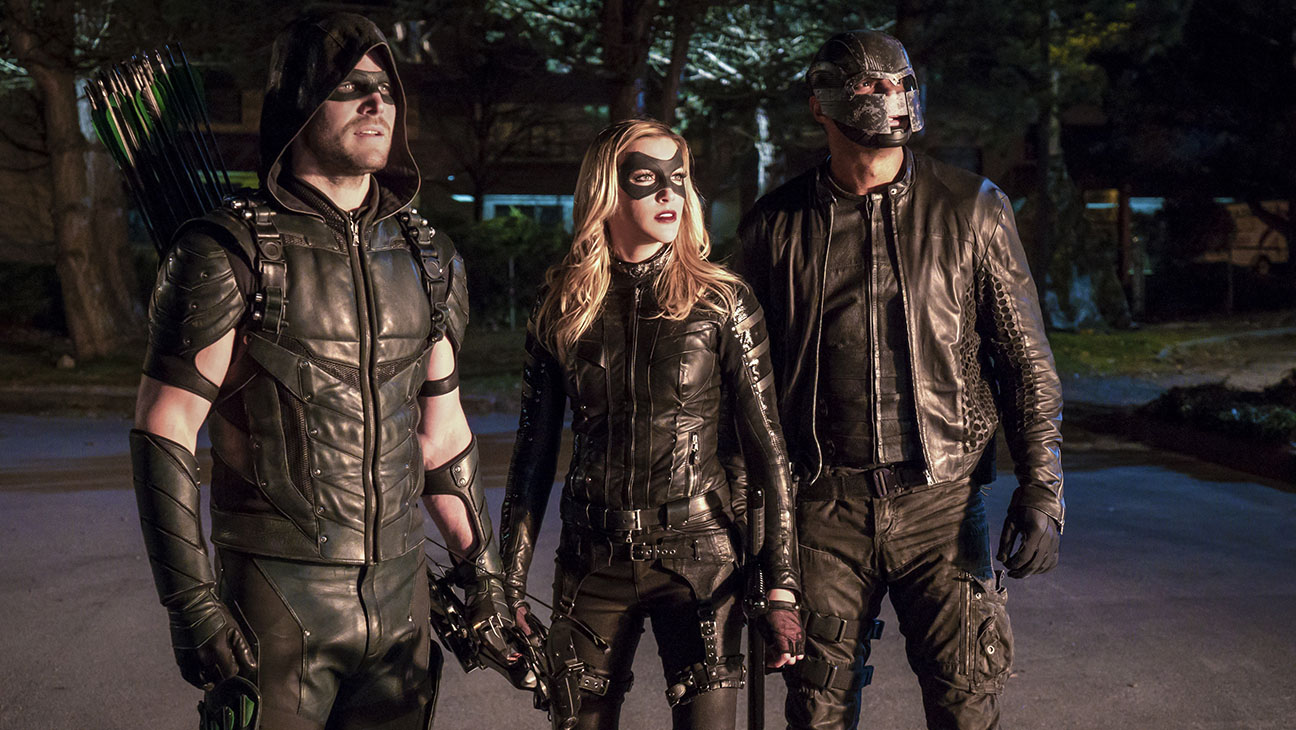 Arrow S Latest Victim On Controversial Death Shock Value Is Good Hollywood Reporter
