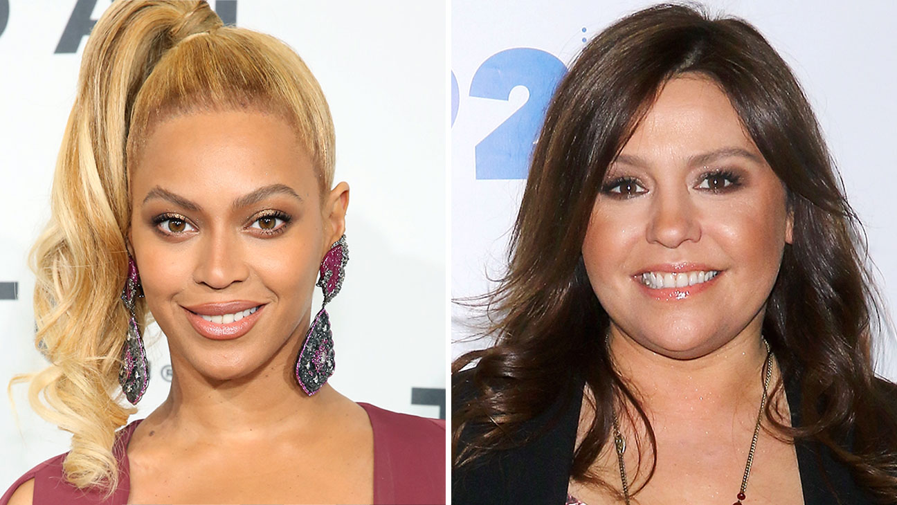 Beyonce and Rachel RAY split-Getty- H 2016