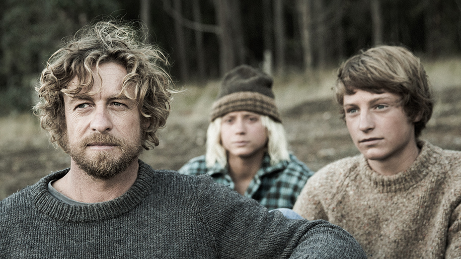 first look pic for Simon Baker's Breath - H 2016
