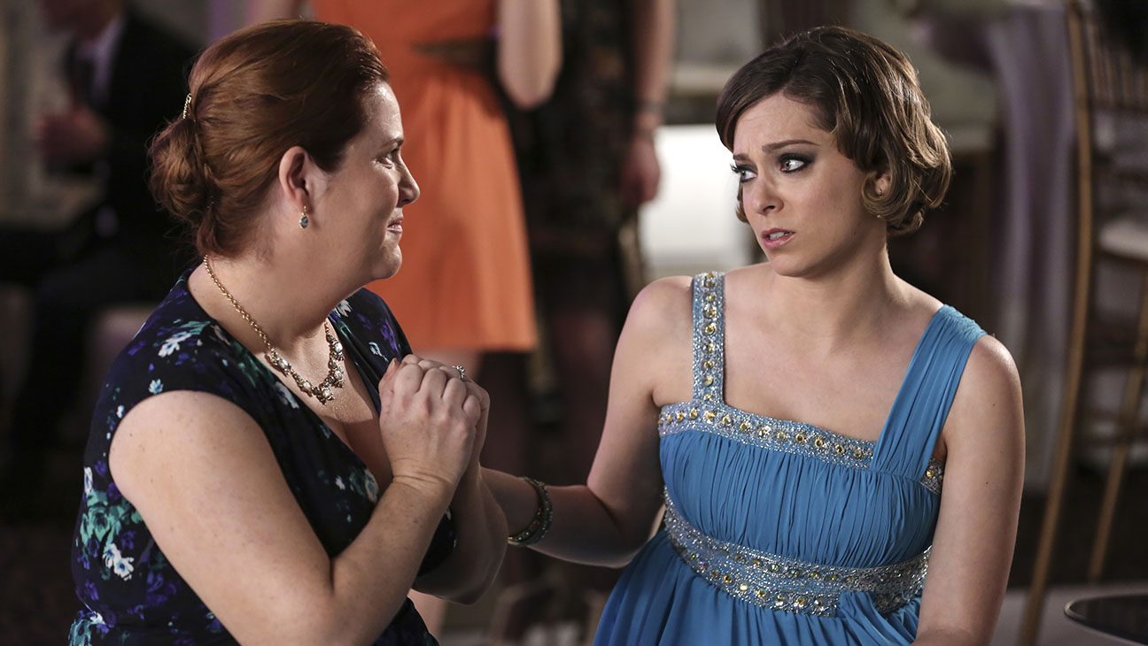 Crazy Ex Girlfriend- Donna Lynne Champlin and Rachel Bloom -H 2016