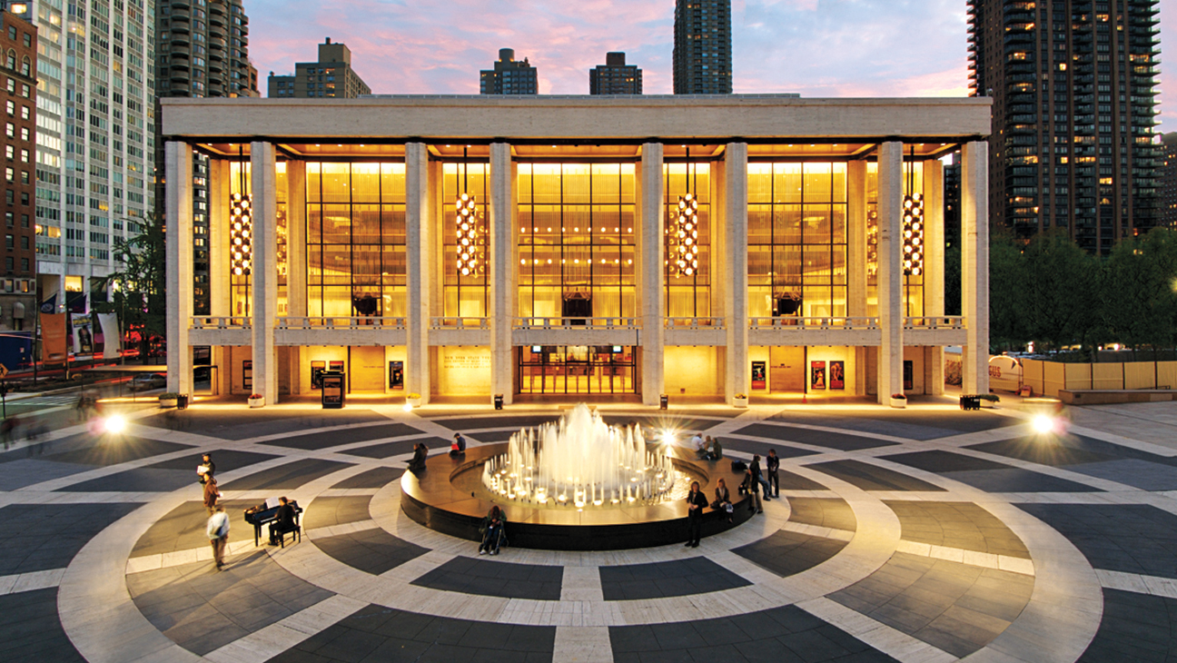 Lincoln Center & NYC Ballet - H 2016